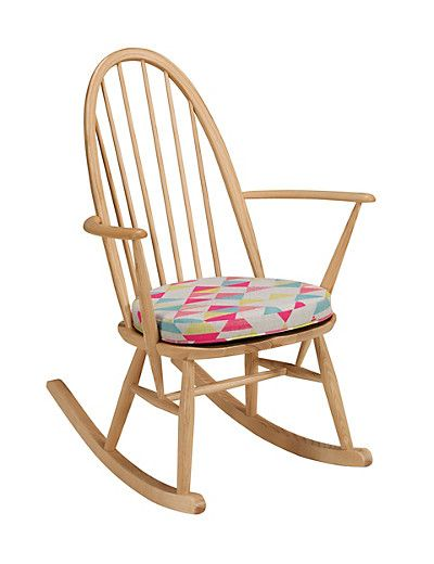 Ercol Hamble Rocking Chair Furniture