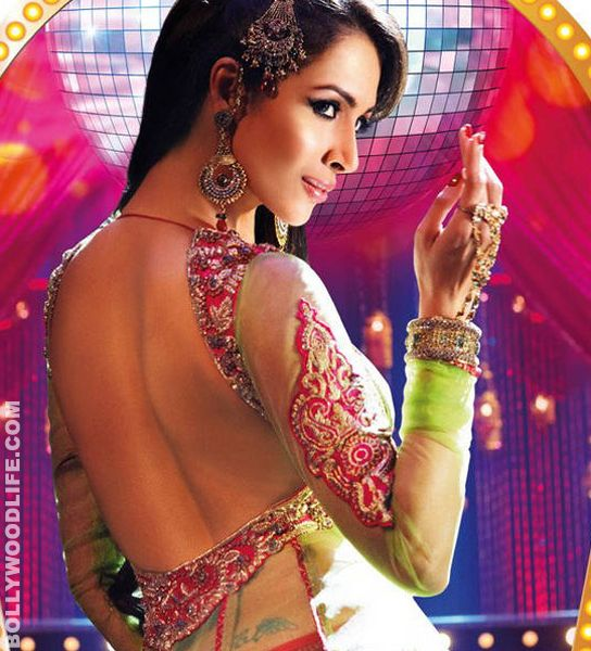 The legend of #Malaika Arora Khan's #Munni :The queen of item numbers says that her #Munni badnaam hui item song from Dabangg can't be recreated