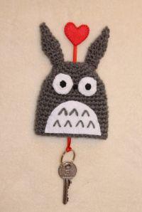 Totoro key cozy. Free