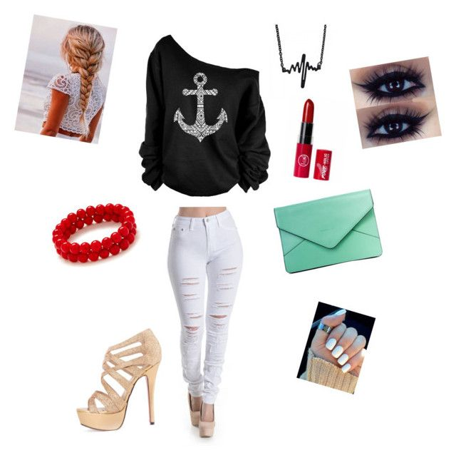 """First Look"" by meg-marshall on Polyvore"