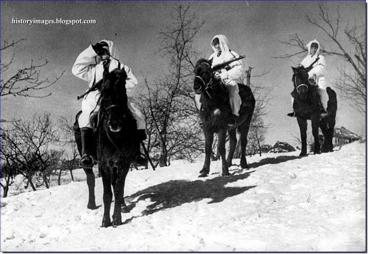 Tajik cavalry. Battle Watch 103rd Hissar Red Banner, the Order of the Red Star Cavalry Regiment. Moscow 1941.