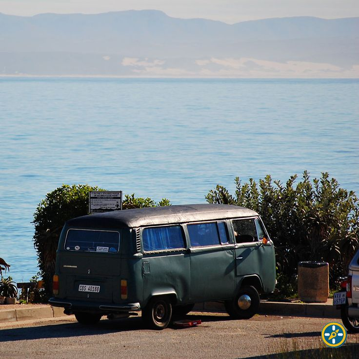 The ultimate surf wagon parked at #supertubes in #jeffreysbay  http://bit.ly/1iQBZs4