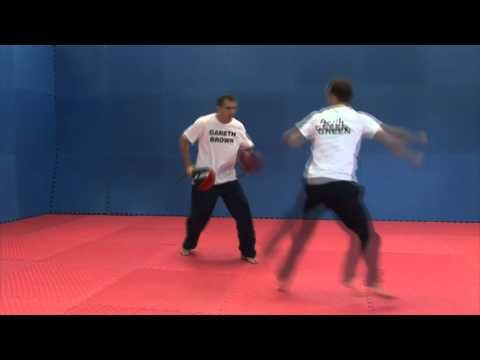 ▶ Olympic Taekwondo Coach Paul Green Kicking Speed And Power - YouTube