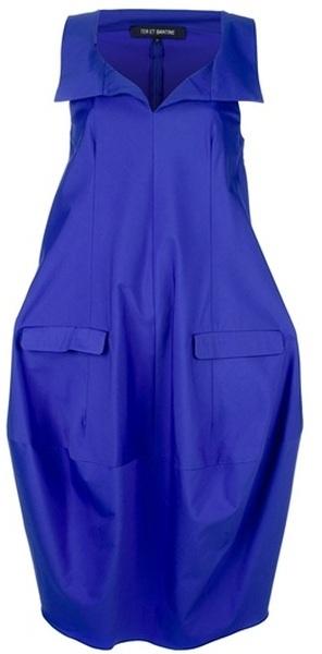 TER ET BANTINE Sleeveless Dress - Lyst