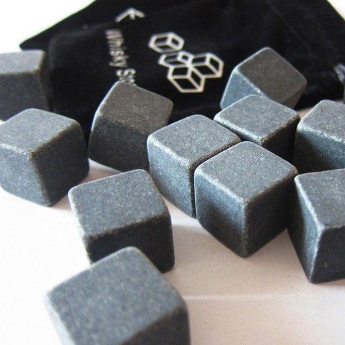 The Kitchen Gift Company - 12 x Granite Whiskey Stones, £6.95 (http://www.thekitchengiftco.com/12-x-granite-whiskey-stones/)