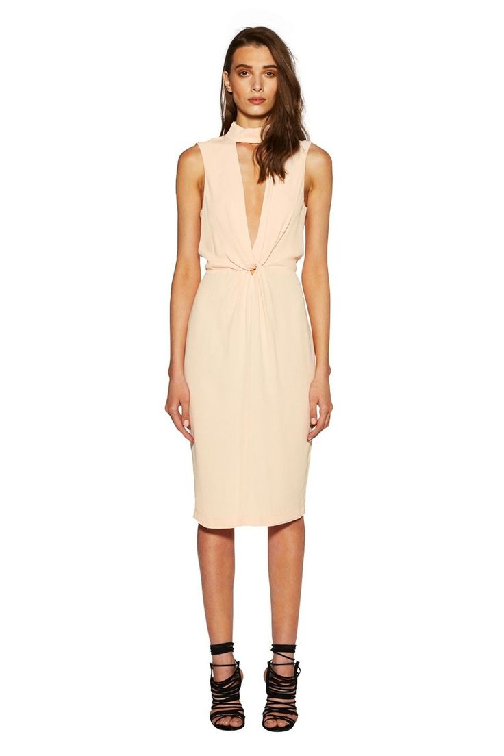 bec and bridge - Iberty Twist Midi Dress