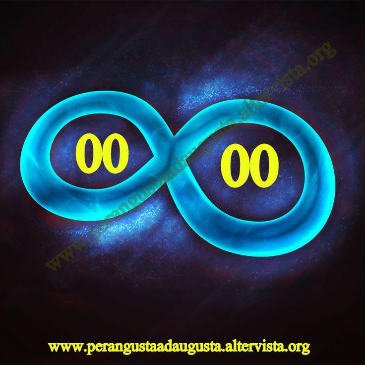 Il numero 0 si riferisce alla meditazione E alla preghiera, il punto di inizio, l'eternità, l'infinito, l'unità, l'integrità, cicli continui, il flusso,