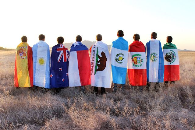 friends with mission calls…or even returned missionaries  Even all brothers that may have gone on a mission.