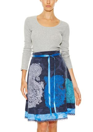 On ideel: DESIGUAL Patched Skirt