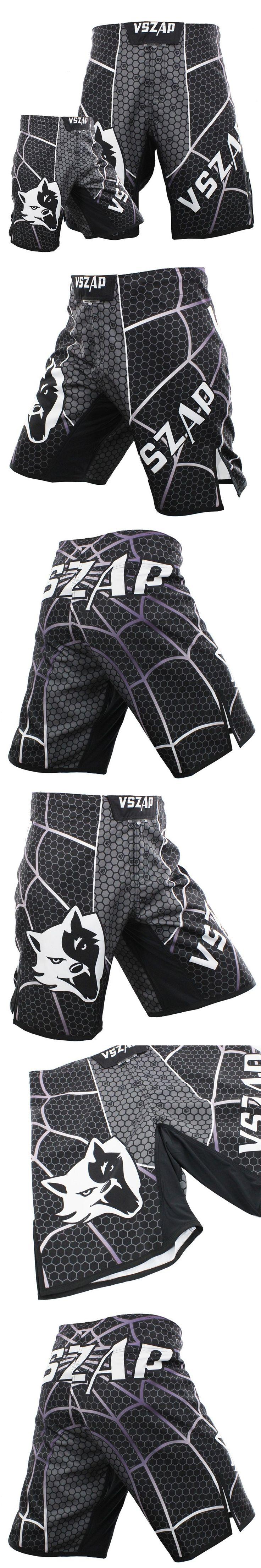 VSZAP MMA shorts kick  muay thai shorts trunks mma cheap shorts camo muay thai sanda boxe fight wear yokkao bermuda