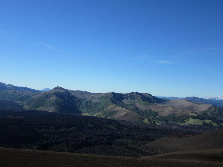 Cordillera Las Raíces