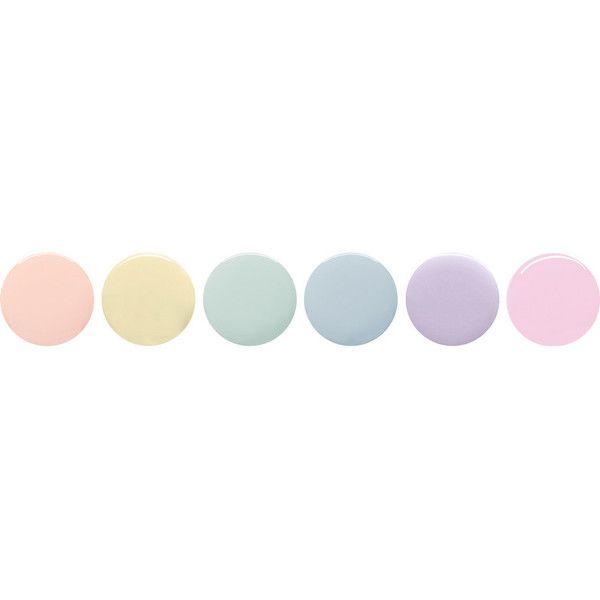 Deborah Lippmann Sweets For My Sweet Nail Polish Set ($38) ❤ liked on Polyvore featuring beauty products, nail care, nail polish, beauty, filler, pastels, accessories, decor, deborah lippmann and deborah lippmann nail color