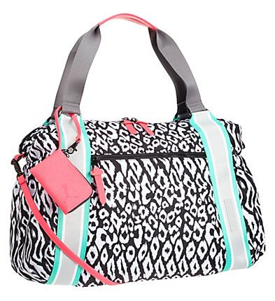 Fame Carryall Shopper Bag: The Fame Carryall Shopper is engineered for the girl who likes to lug it all. It