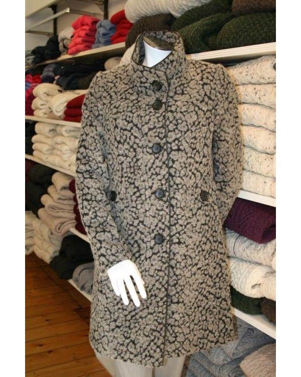 Barbara Lebek Wool Enriched Coat