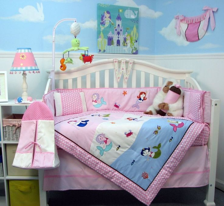 14 best Under the Sea Nursery images on Pinterest Bed sets