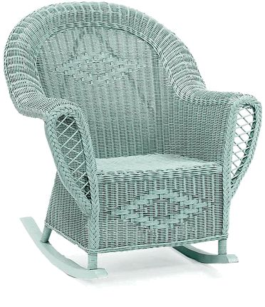 heirloom wicker rocking chair wicker home and patio furniture
