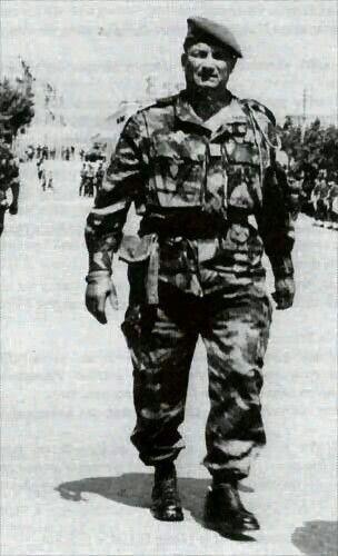 1er REP - Guerre d'Algérie.