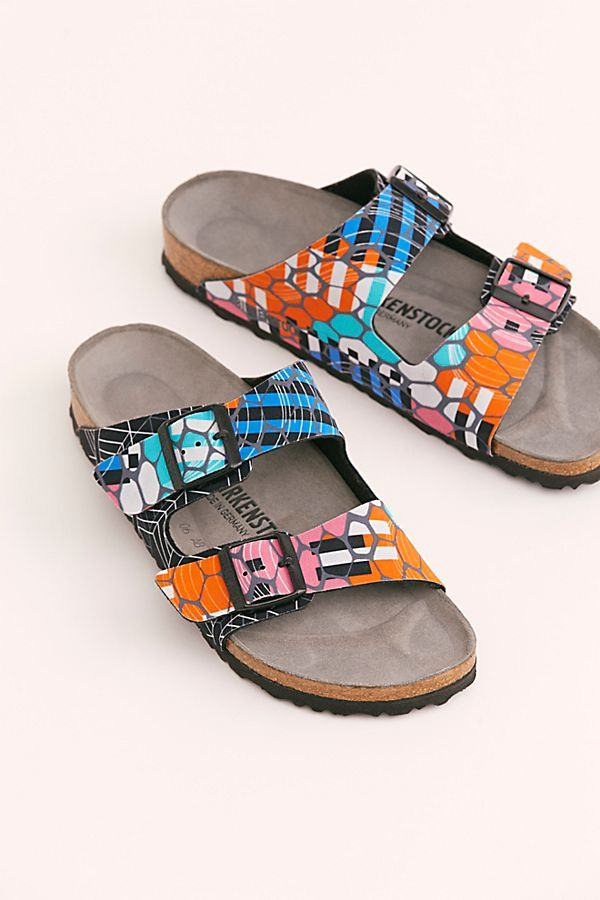 2b35b77be34 Arizona Geo Print Birkenstock in 2019