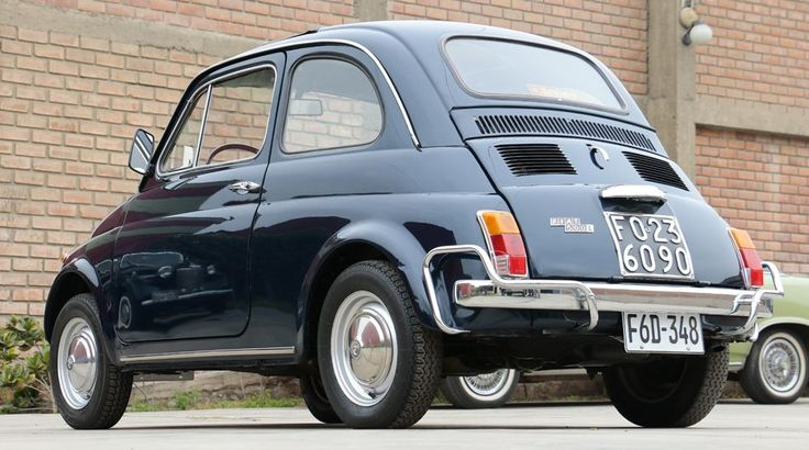 Fiat 500 1971 Maintenance/restoration of old/vintage vehicles: the material for new cogs/casters/gears/pads could be cast polyamide which I (Cast polyamide) can produce. My contact: tatjana.alic@windowslive.com