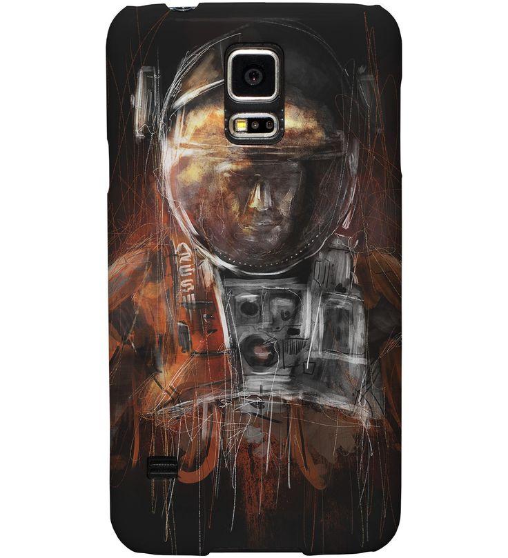 Astronaut phone case, Mr. GUGU & Miss GO