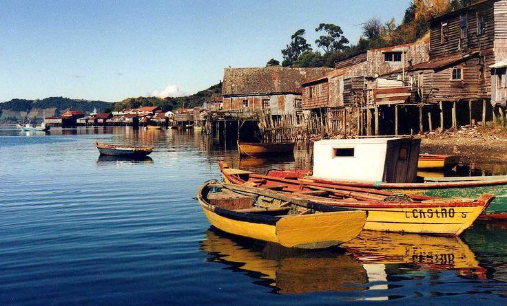 Isla Chiloé, Chile