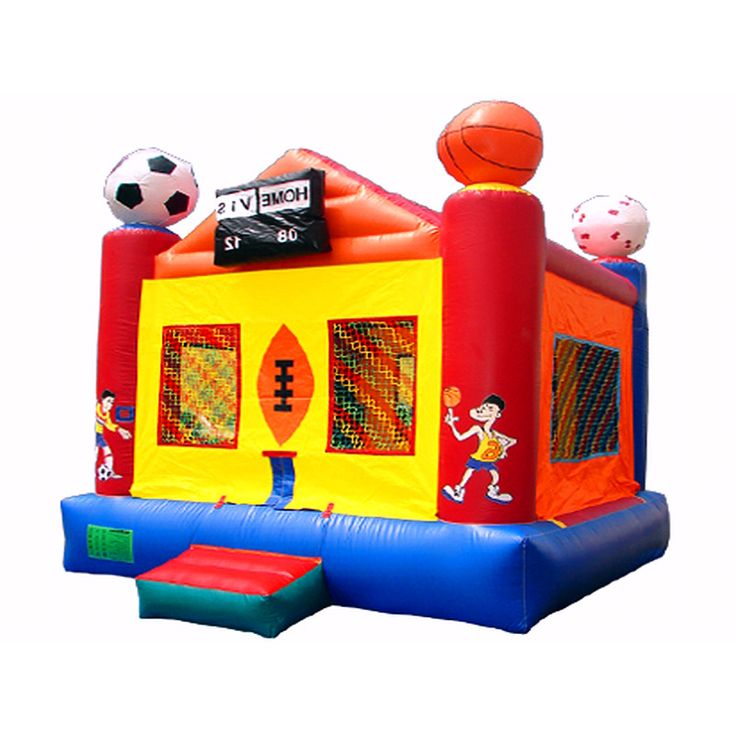 Bounce Sporting Club S 3rd Anniversary Party With Surprise: 25+ Unique Bouncy House Ideas On Pinterest