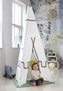 Tipi & play matt | Leander®