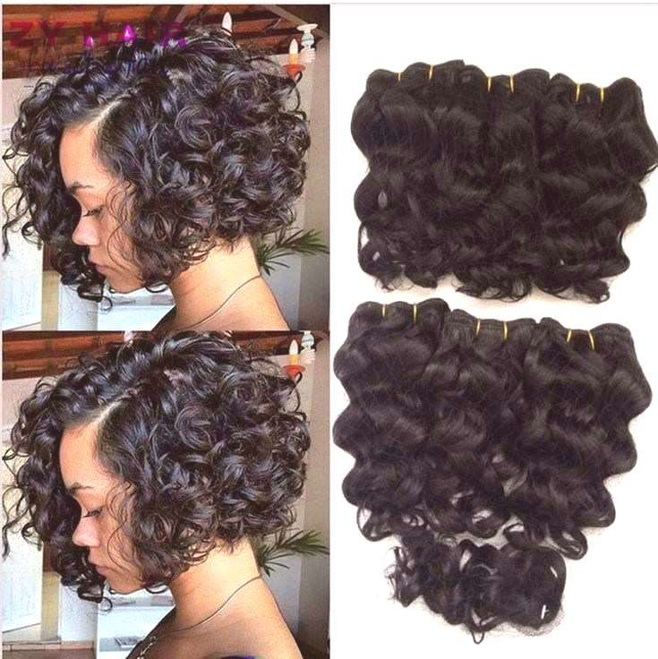 Short Curly Sew In Weave Hairstyles Lovely 25 Best Ideas About Quick Weave Hairstyles O In 2020 Curly Crochet Hair Styles Quick Weave Hairstyles Curly Weave Hairstyles