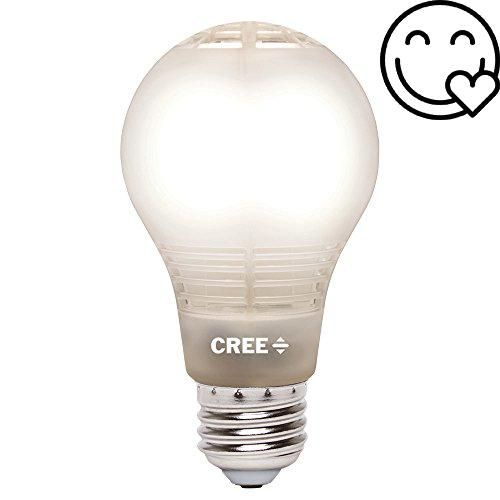 #christmasshopping The new energy star qualified #Cree led bulb is a better led bulb. Unlike many cheap led bulbs, it looks and lights like a light bulb with tru...