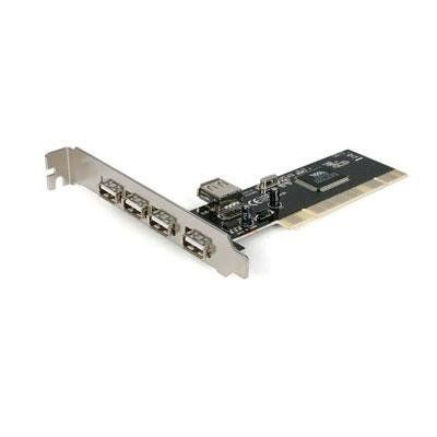 4-Port USB 2.0 PCI Card by StarTech. $15.91. 4-Port USB 2.0 PCI Card4 Port USB 2.0 PCI Card***This item is expected to deliver in 4-10 business days. Tracking information is usually sent within 3-5 business days from the date of the purchase. This item does not ship to Alaska or Hawaii. The item also does not ship to P.O. boxes or APOs.***. Save 20%!