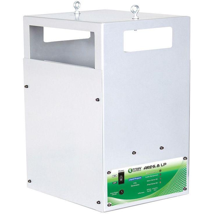 Titan Controls Ares LP CO2 Generators