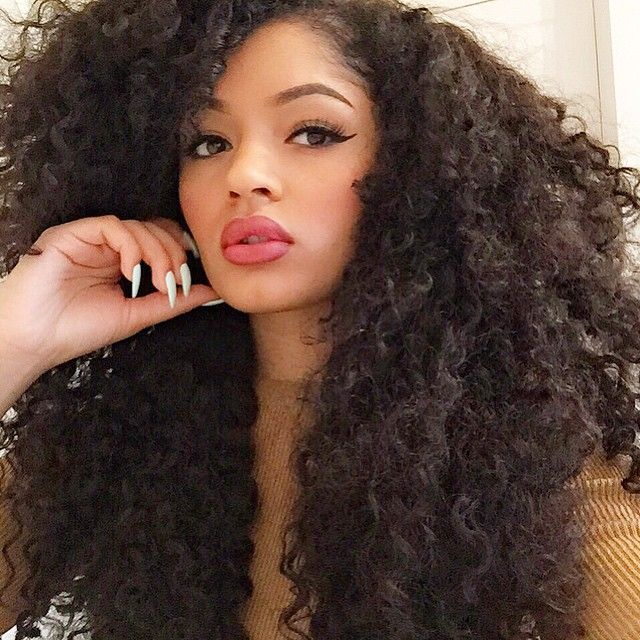34 best hair goals images on pinterest braids long natural hair hair by whitneymarieuk i used a afropick on the hair so it was more pmusecretfo Images