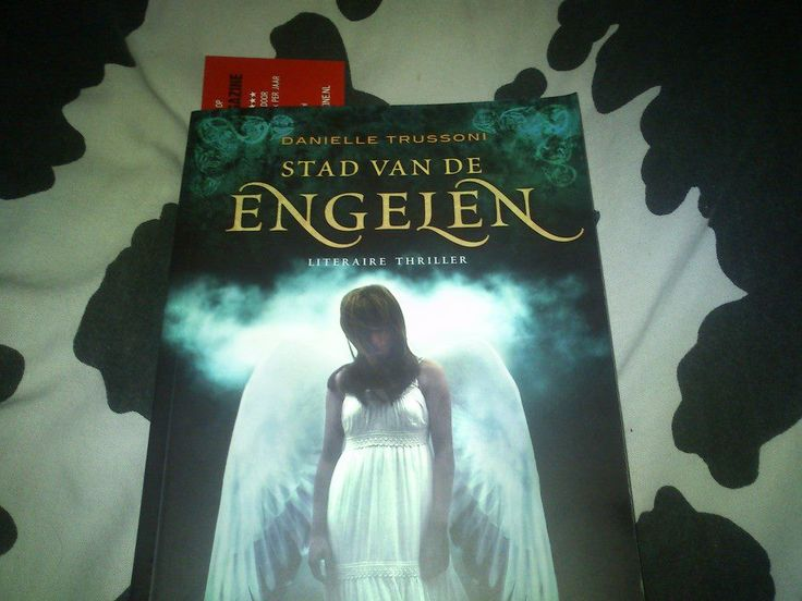 Danielle Trussoni - Stad van de Engelen