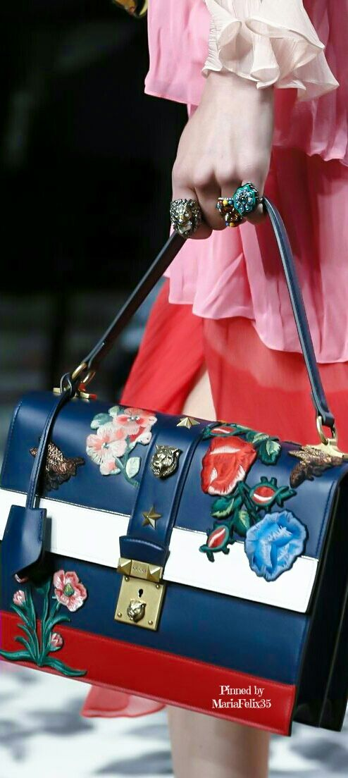 Gucci Spring 2016 Collection Details | Inna Erten