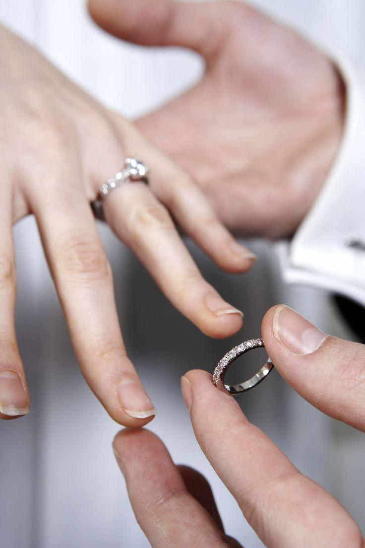 255 best Engagement Rings images on Pinterest   Commitment rings ...