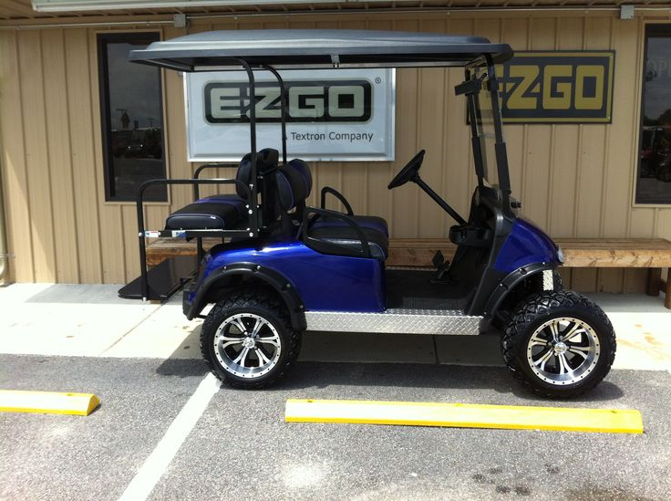 1000 Images About Our Custom Themed Golf Carts On