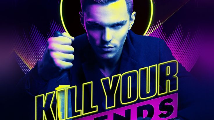 Wallpaper: http://desktoppapers.co/ar37-kill-your-friends-nicolas-hoult-film-poster-art/ via http://DesktopPapers.co : ar37-kill-your-friends-nicolas-hoult-film-poster-art