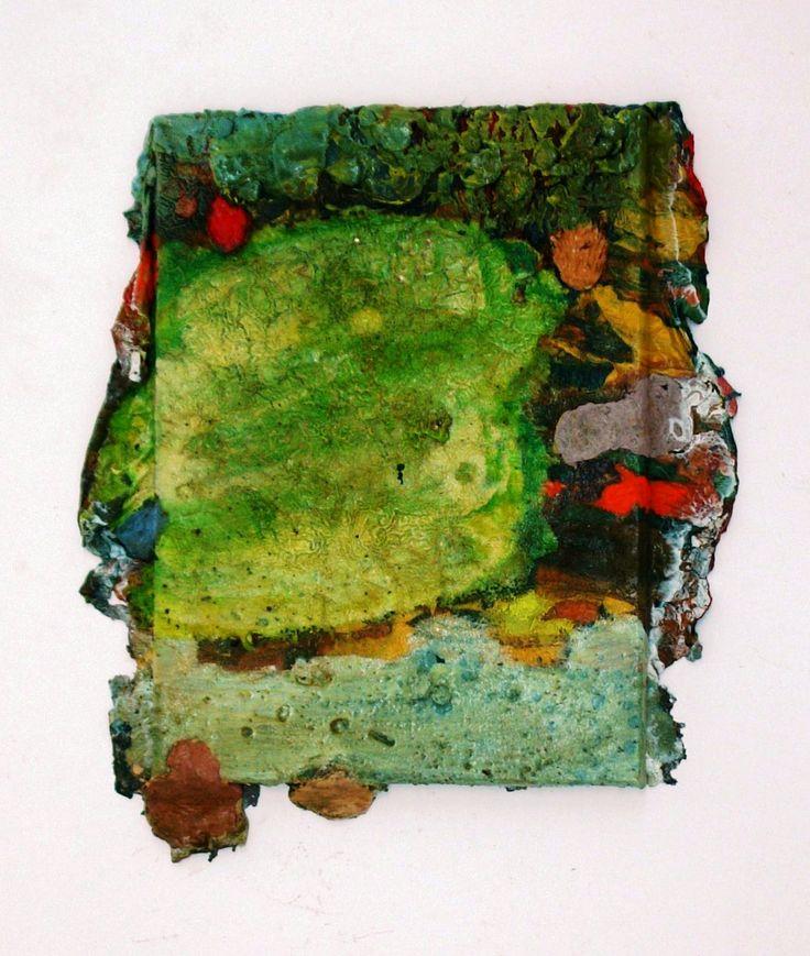 João Jacinto - sem título, 2013 - óleo sobre tela - 41x43cm