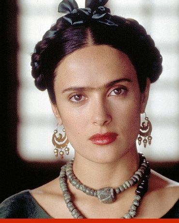 Salma Hayek as Frida Kahlo in Frida (Photo: Miramax/Everett Collection)