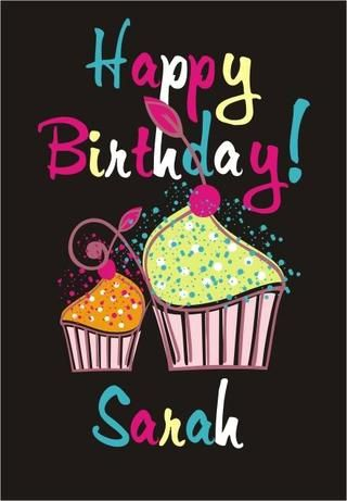 Pin By Linda Mahon On Workout Happy Birthday Sarah