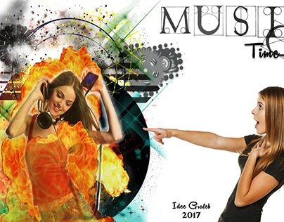 """Check out new work on my @Behance portfolio: """"Music Time"""" http://be.net/gallery/48163509/Music-Time"""
