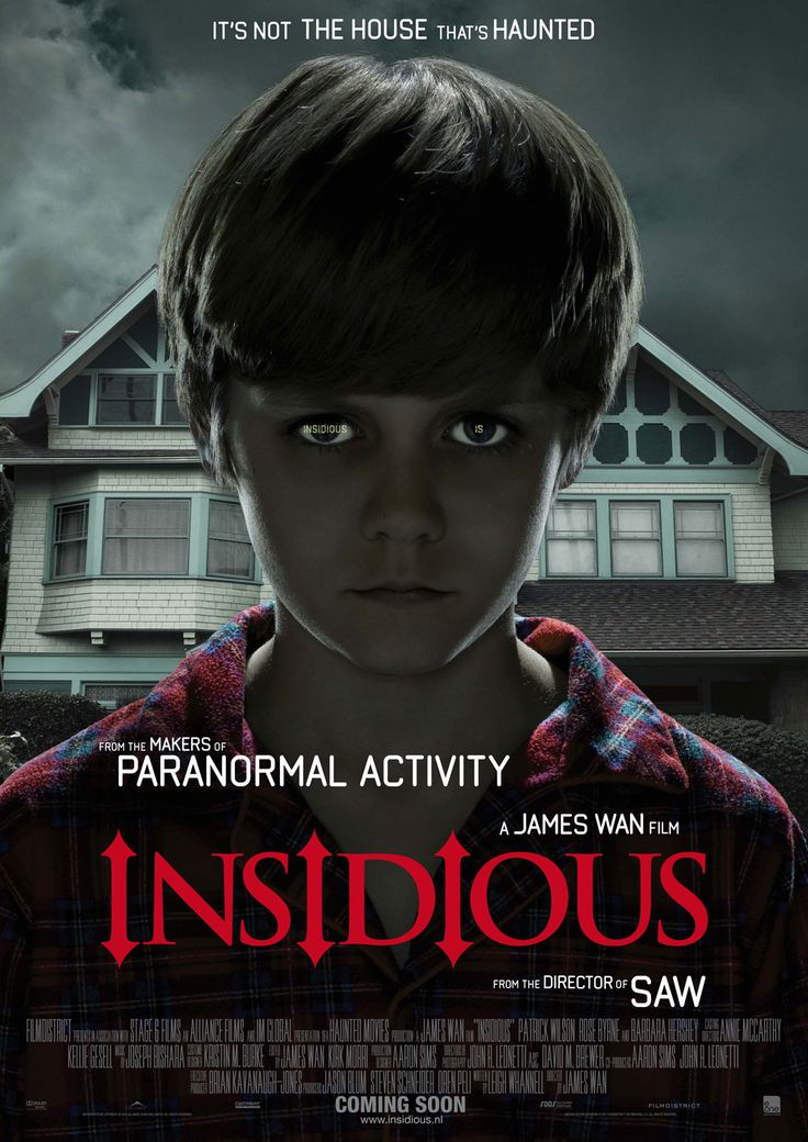 Insidious - Review: Insidious for the beginning half of the horror movie seems like a classic haunted house movie with the… #Movies #Movie