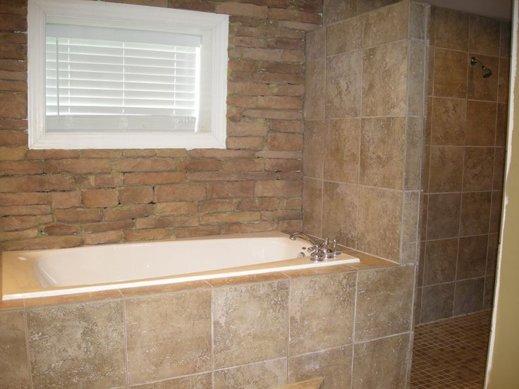 Bathroom Tile Around Tub Ideas : Best whirlpool shower w tile surround images on