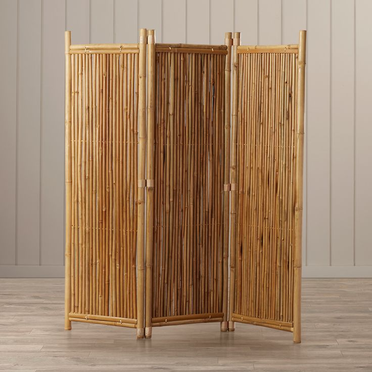 Bamboo Room Decorations: Top 25+ Best Bamboo Room Divider Ideas On Pinterest