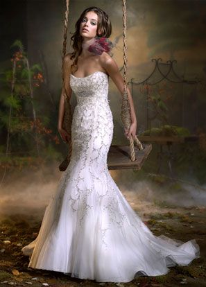 #1: LAZARO BRIDAL GOWNS, WEDDING DRESSES: STYLE LZ3903