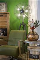 Vloerlamp Fan is verkrijgbaar bij Korver Living in Sliedrecht  #vloerlamp #verlichting #interieur