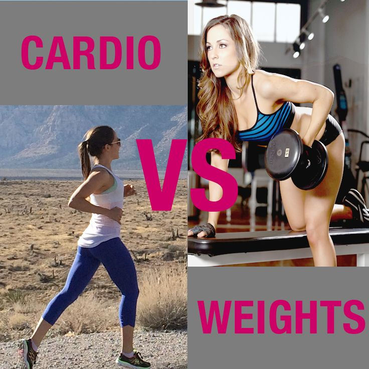 Women NEED to read this!! Stop being cardio bunnies!!!
