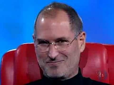 Bill Gates and Steve Jobs highlights at D5 - YouTube