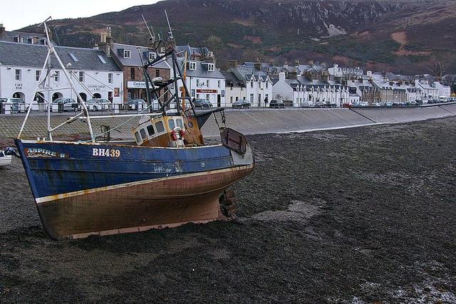 Ullapool , Scotland