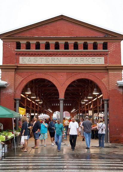 17 best images about eastern market on pinterest for Detroit fish market